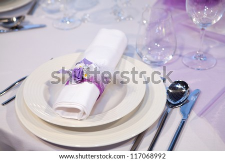 Dinner Setting formal dinner setting stock images, royalty-free images & vectors