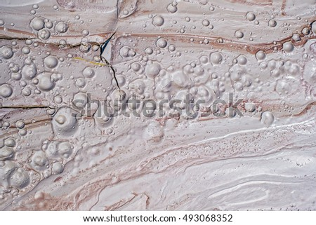 Maccalube stock images royalty free images vectors shutterstock detail of dried mud volcanoess clay river top view buzau county romania sciox Images