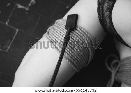 black submissive