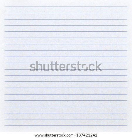 detailed lined paper texture - stock photo