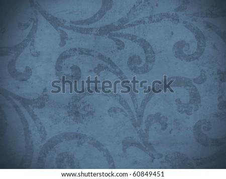 detailed textured grunge background - stock photo