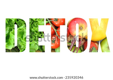 Detox  - stock photo