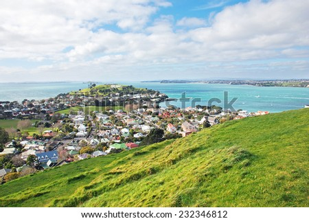 Devonport, Auckland, New Zealand - stock photo