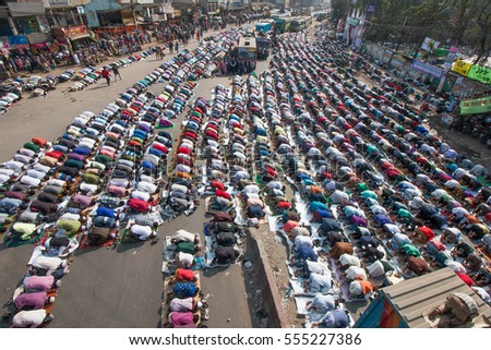 DHAKA, BANGLADESH- JANUARY 13, 2016