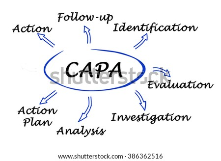 Diagram of CAPA