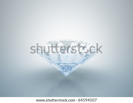Diamond blue shade