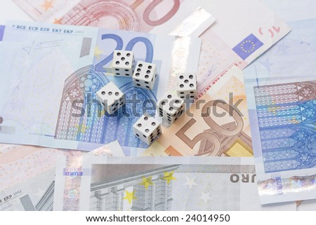 dices over money. Effective business solution