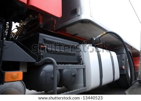 diesel - stock photo