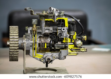 Auto injection shutterstock for Self garage strasbourg