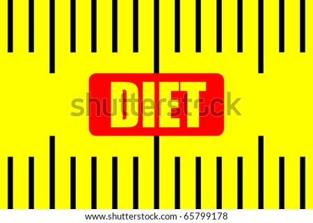 diet - stock photo