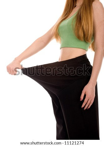 Diet concept. - stock photo