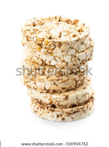 Dietary cookies for carbohydrates on the diet - stock photo