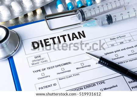 DIETITIAN and Nutritionist doctor or dietitian