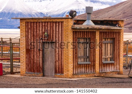 Different House - stock photo