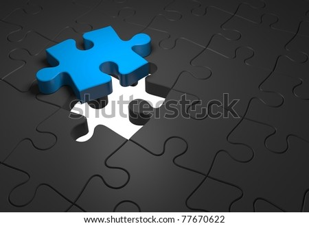 Different part - stock photo