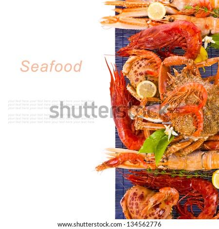 sea seafood