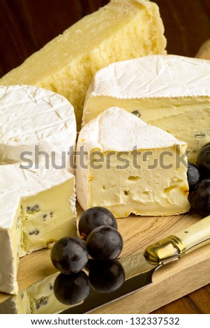 Different sorts of Cheese