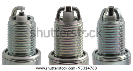 Plug Type Connector Different Types of Spark Plugs