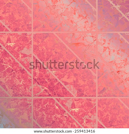 Digital Art, Pink Marble Texture - stock photo