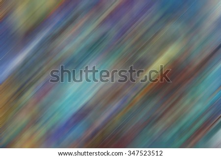 Digital blurred abstract  and striped background - stock photo