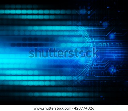 digital data background,blue abstract light hi tech pixel internet technology, Cyber security concept, Cyber digital, Cyber computer, Cyber background,cyber data, Cyber Technology,move motion - stock photo