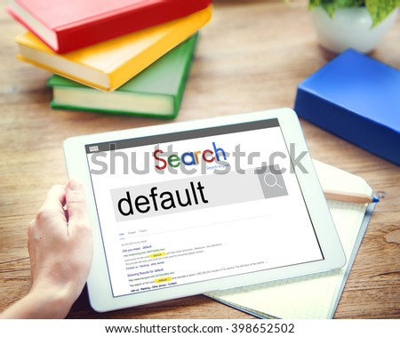 Digital Device Display Network Social Technology Concept - stock photo