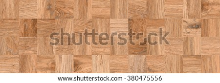 Digital Floor Design With Real Effect - stock photo