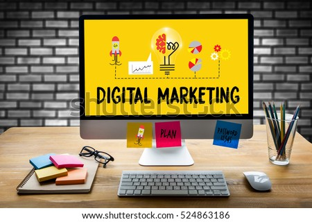 DIGITAL MARKETING  new startup project