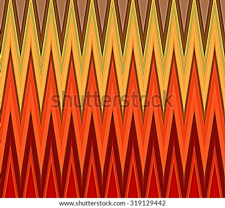 Different Shades Of Orange Paint digital painting beautiful multicolor water color stock