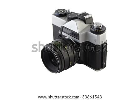 digital photo,old - stock photo