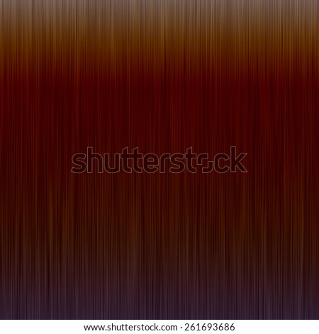 Digital rendered brown hair texture background.