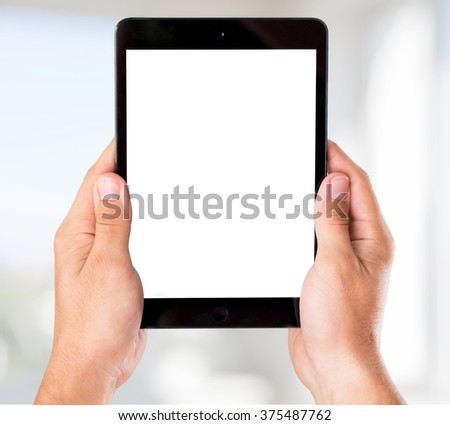 Digital Tablet.