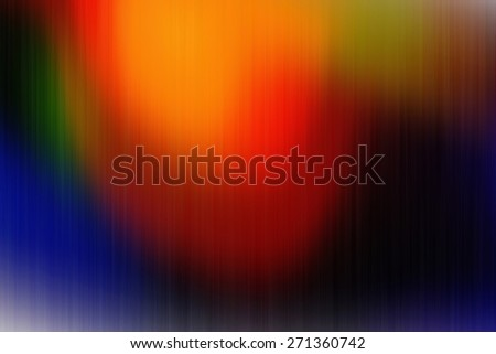 digitally generated image of colorful black background with vertical speed motion lines - stock photo