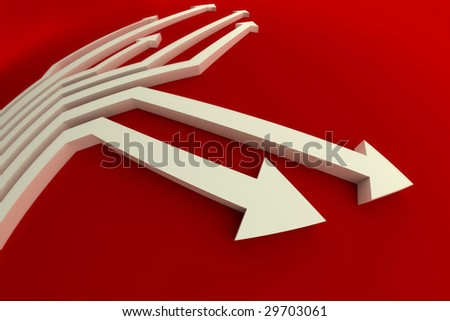 Directions - stock photo