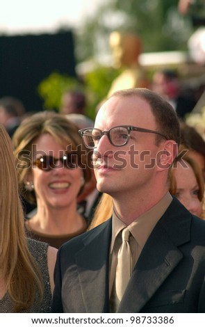 Director STEPHEN SODERBERGH at the 73rd Annual Academy Awards in Los Angeles. 25MAR2001.   Paul Smith/Featureflash
