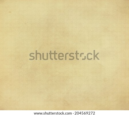 dirty brown paper as a background - stock photo