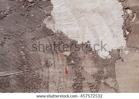 Dirty gray cement wall texture background