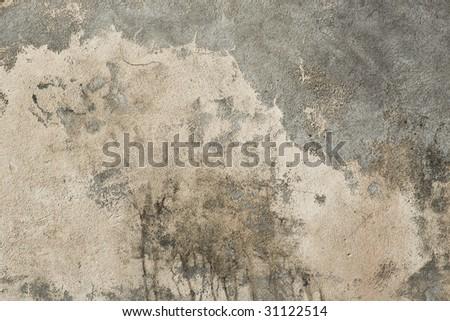 Dirty Grunge Wall - stock photo