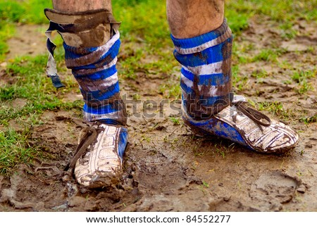 Free Photo: Dirty, Clay, Mud, Shoes, Feet, Cave - Free Image on