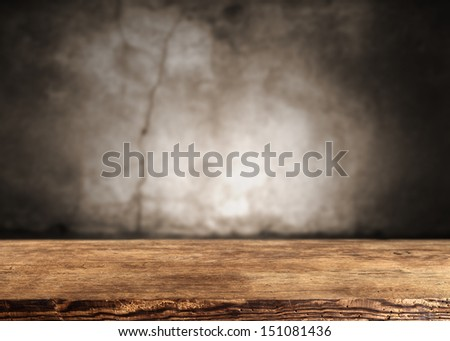 dirty space  - stock photo