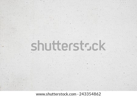 Dirty white canvas texture background - stock photo