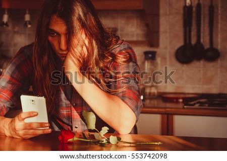 Unrequited love depression