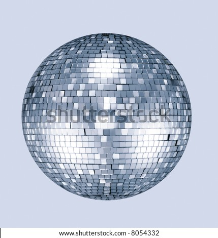 how to draw a disco ball