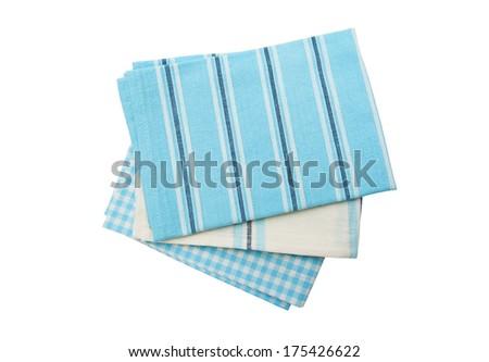 Dish towels - stock photo