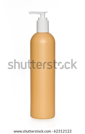 dispenser isolated on a white background - stock photo
