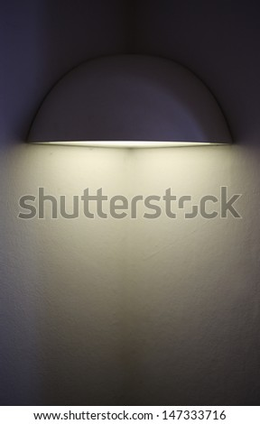 Display - stock photo