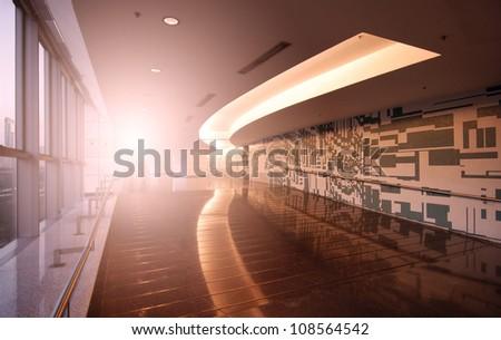 Distant Light - stock photo