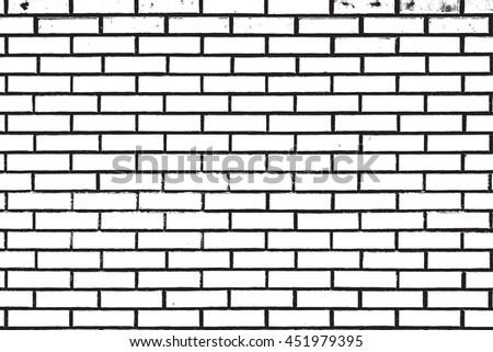 brick wall template