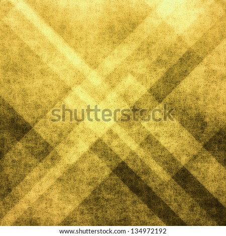 Distressed Gold Background Warm Brown Vintage Grunge Texture Elegant Fancy Abstract Art Paint Layout