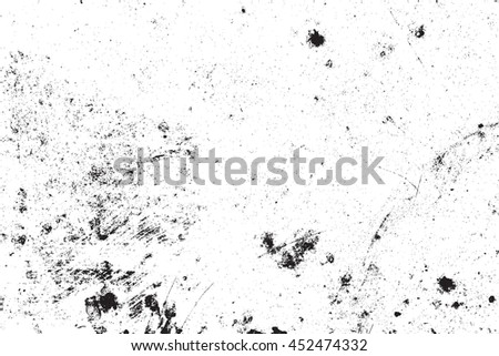 Distressed Overlay Background. Grunge Grainy Background. Empty Design Element. - stock photo